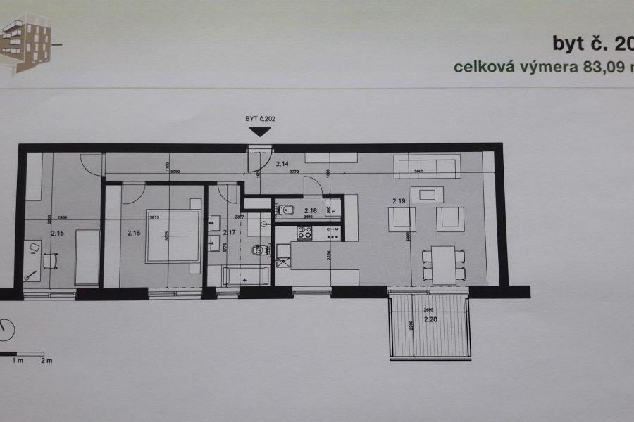 PREDANÝ – Luxusný 3 izb. byt na predaj v tej najvyššej kvalite, centrum BB