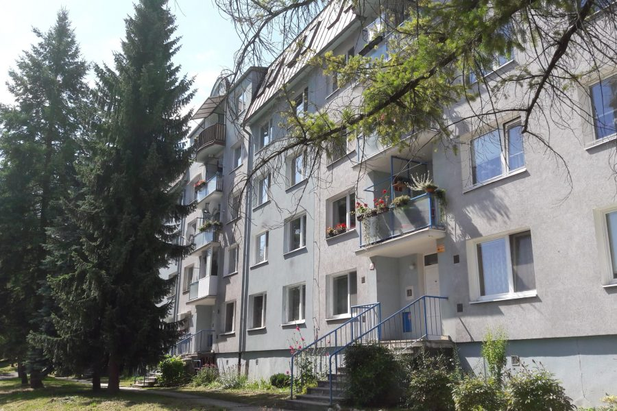 PREDANÝ – Predaj atypického podkrovného 3 izb. bytu, 76 m2