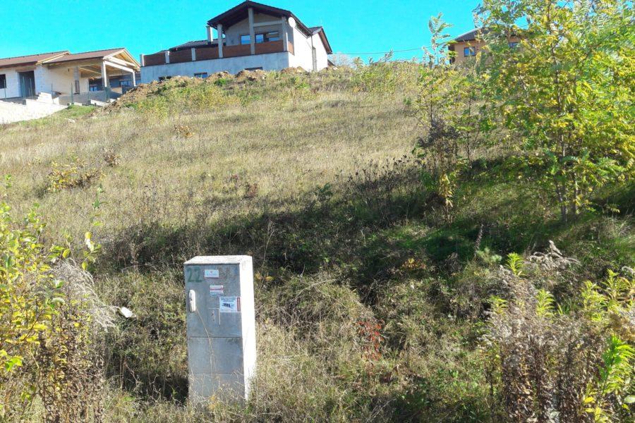 PREDANÝ – Stavebný pozemok pre rodinný dom, Dolná Mičiná, 975 m2, 52.000 eur