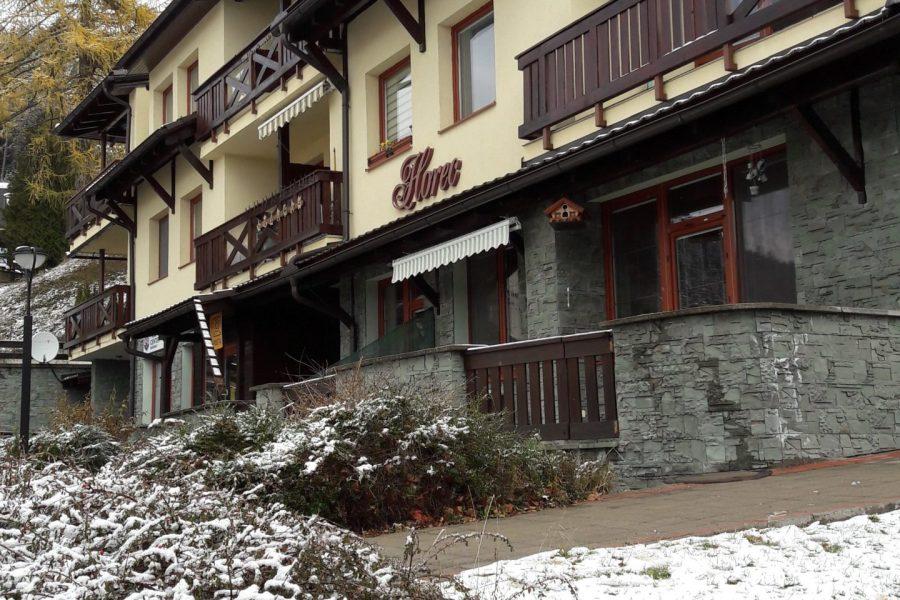 PREDANÝ – 3 izbový apartmán v Horci, Donovaly