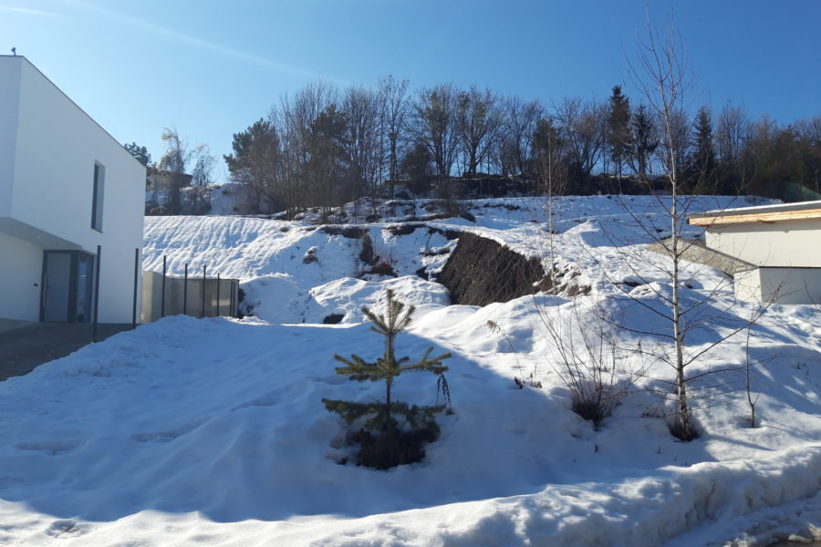 PREDANÝ – Stavebný pozemok 583 m2 B. Bystrica, časť: Fončorda