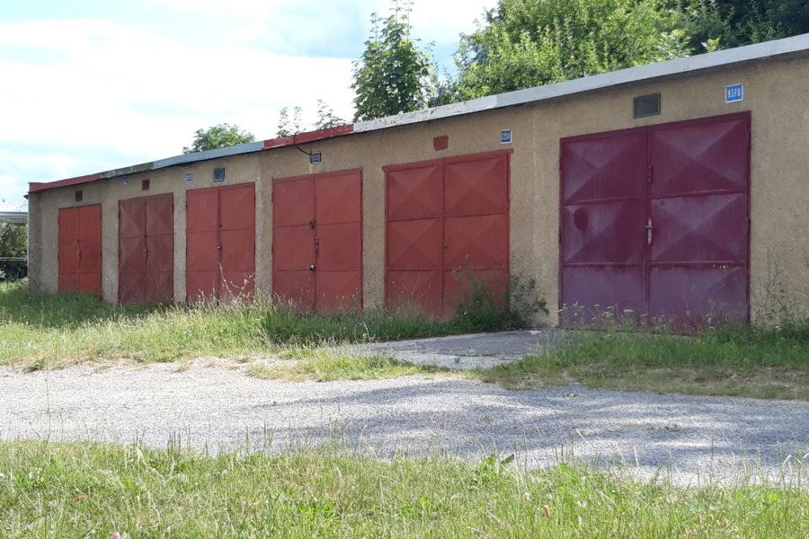 PREDANÁ – Predaj garáže v radovej zástavbe na Fončorde, B. Bystrica
