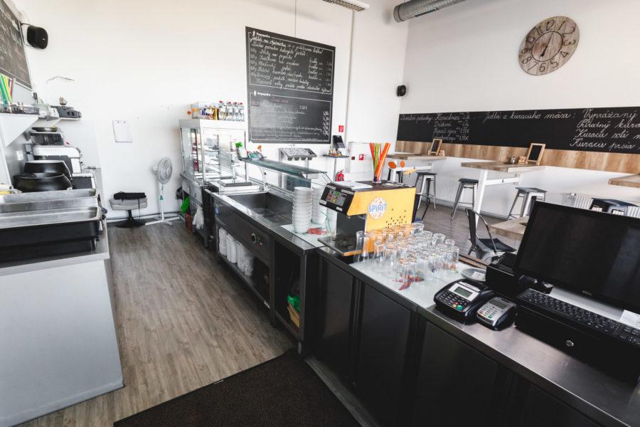 """Odstúpenie priestorov zabehnutej reštaurácie ,,Do popuku"""" v novostavbe, širšie centrum BB"""