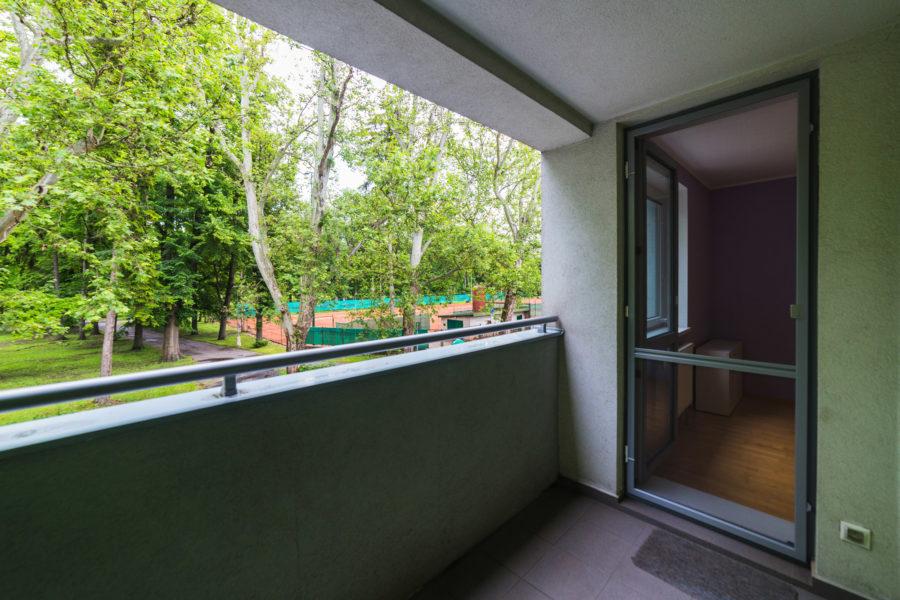 PRENAJATÝ – Prenájom 4 ib s balkónom v novostavbe pri Mestskom parku, centrum BB