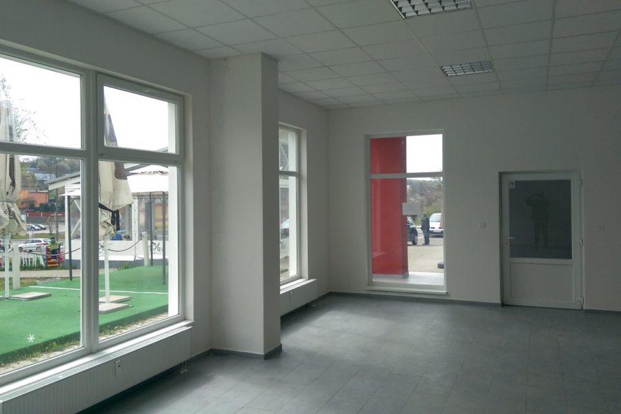 PRENAJATÉ – Priestory pre obchod, služby a kancelárie / 119,5 m2 / Sásová