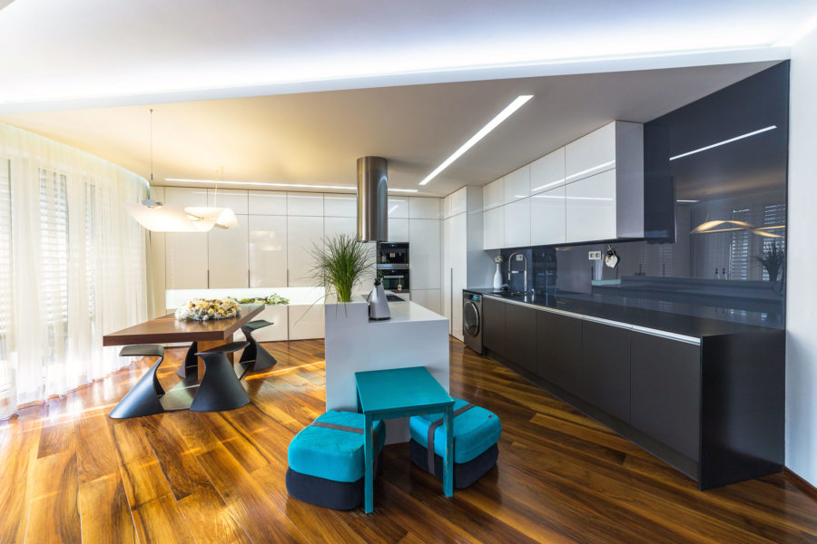 PREDANÝ – Predaj luxusného 4 izb. bytu tej najvyššej kvality, Belveder
