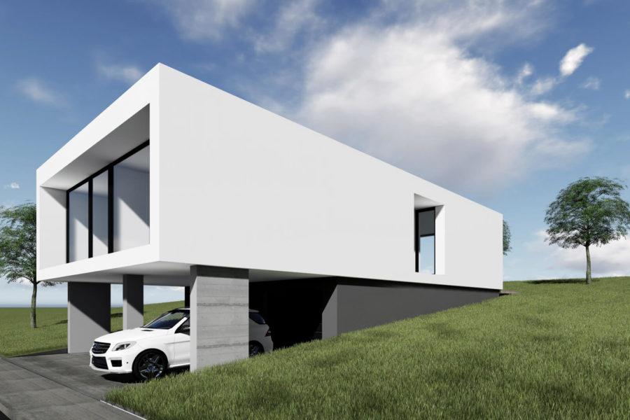 Predaj novostavby rodinného domu (4 izbový), Dolná Mičiná