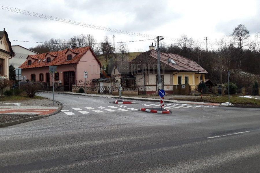 Predaj dvojizbového rodinného domu na Rudlovskej ceste, Banská Bystrica