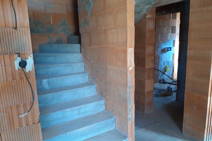 Predaj novostavby rodinného domu (5 izbový), Slovenská Ľupča